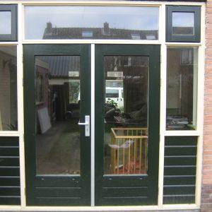 achterpui woonhuis Van Langen Timmerbedrijf