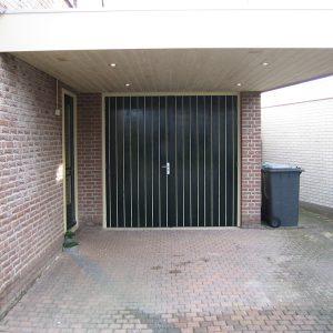 overkapping garage Van Langen Timmerbedrijf