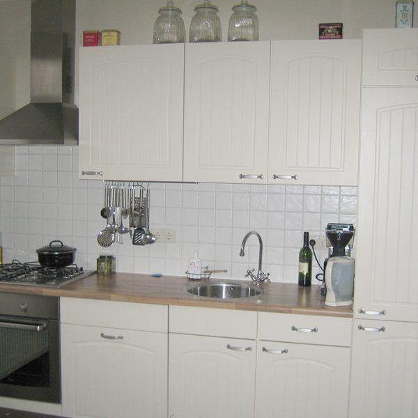 keuken getimmerd door Van Langen Timmerbedrijf